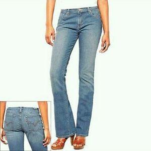🆕🌴Levis 515 boot cut jeans